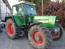 1990 FENDT FAVORIT 611 TURBOMAT
