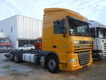 Used 2010 Daf FT XF