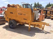 2008 Cifa PC-607-411
