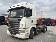 2013 Scania G480LA4X2MNA EURO5