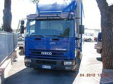 2002 Iveco 80E18 CABINA CORTA