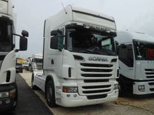 Used Scania R 560 TO