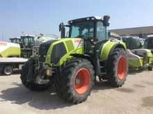 2009 CLAAS AXION 810 CMATIC