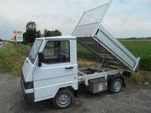 2001 Piaggio PORTER EVP TE600A/