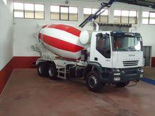 2007 Iveco TRAKKER 380T38