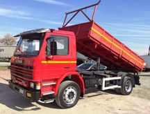 Used Scania P 93 4X2