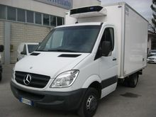2012 Mercedes-Benz 413 CDI ISOT