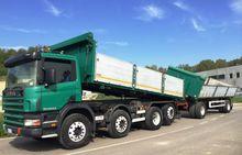 Used Scania P124 420