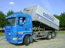 2001 Scania 164 480
