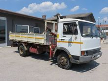 1986 Iveco 79.14 GRU BONFIGLIOL