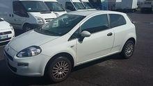 2013 Fiat FIAT PUNTO VAN