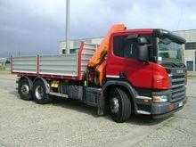 2005 Scania PRT DISTRIBUZIONE P