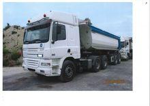 Used 2005 Daf 6X4 CF