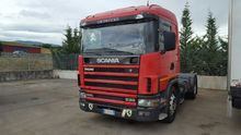 Used 2000 Scania R 1