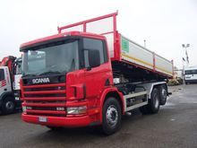 Used 1997 Scania 94D