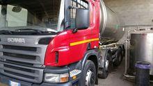 2006 Scania R 420 LB 8X2 6 NA