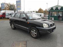 2002 Hyundai SANTAFE