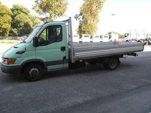 1999 Iveco 35C11 CASSONE