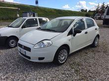 2010 Fiat GRANDE PUNTO 1.3MJT 7