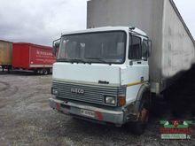 1992 Iveco 145-17 TELAIO EX CAR