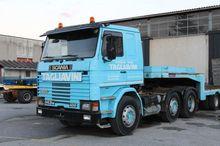 Used Scania 143 6X2