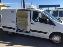 2010 Fiat SCUDO ISOTERMICO + FR