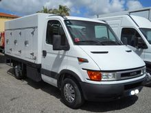2003 iveco 35C12 CON CELLA SURG