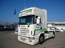 Used 2003 Scania PRT