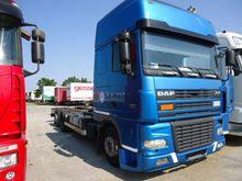 Used 2006 Daf XF 480