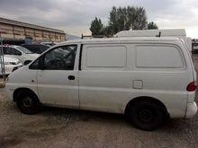 Used 2002 Hyundai H1