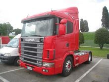 2001 Scania 164 480 V8
