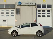 2015 Fiat PUNTO VAN EASY