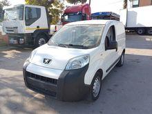 2011 Peugeot BIPPER 1.4 HDI COI