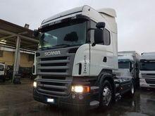 2007 Scania R 480 OPTICRUISE+IN