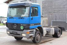 Used 2002 Mercedes-B