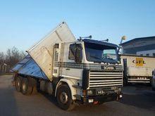 Used 1990 Scania 143