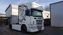 2011 Scania R 480 TOPLINE