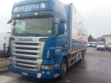Used 2008 Scania SCA