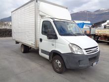 Used 2011 IVECO 35C1