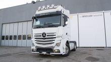 2011 Mercedes-Benz ACTROS 1851