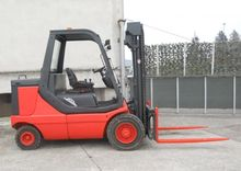 Used Linde E 40 P in