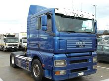 Used 2002 MAN TG-A 1