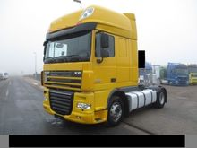 2012 Daf XF 105.460 SUPER SPACE