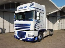 2007 Daf FT XF 105.510 SSC MEGA