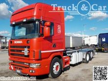 Used 2002 Scania R 5