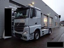 2014 Mercedes-Benz ACTROS 1843