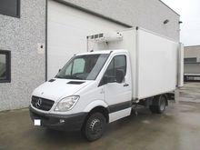 2012 MERCEDES SPRINTER 413 ISOT