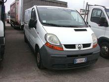 2002 Renault TRAFIC