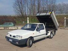 1999 DAEWOO PICK UP FSO RIBALTA