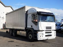 2007 Iveco STRALIS AT260S43